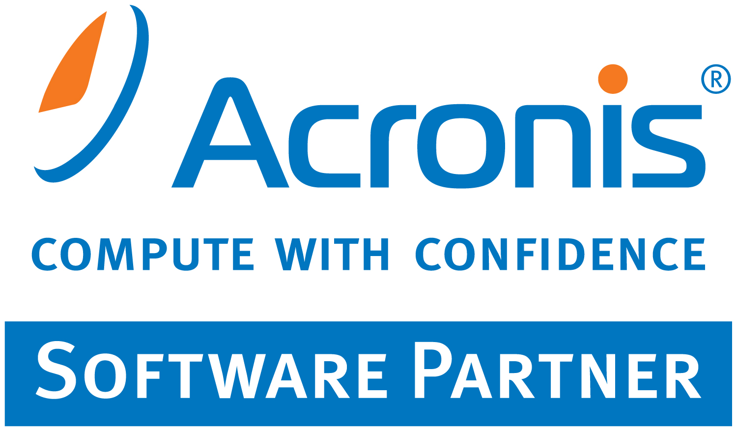 Acronis Partnerlogo